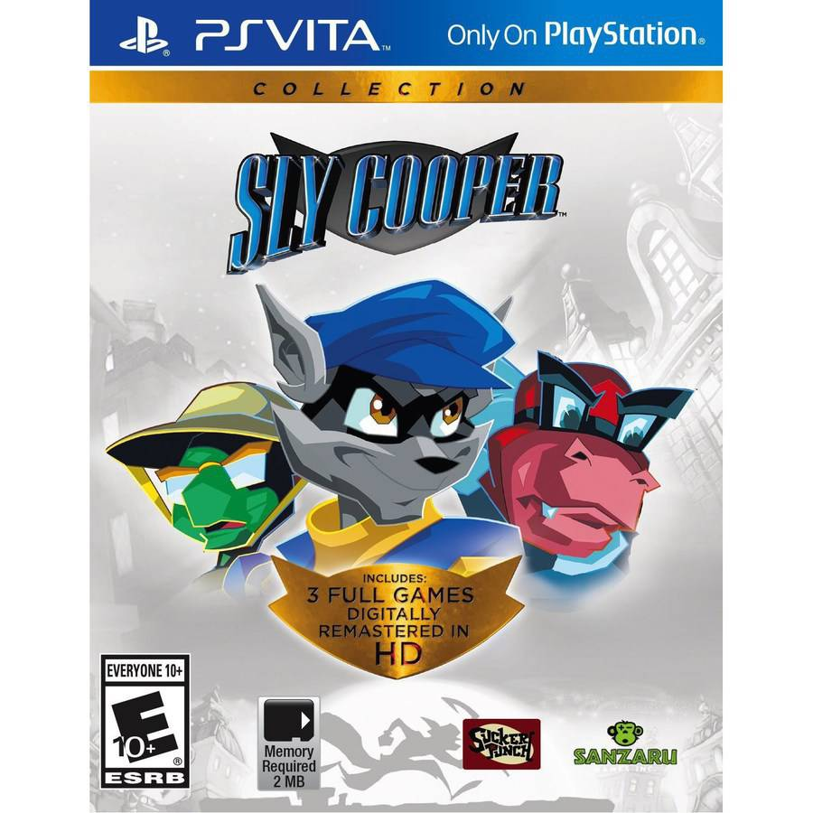 Sly Cooper Collection (PSV)