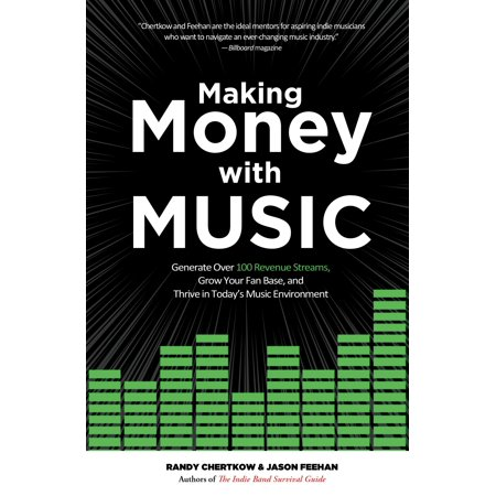 Making Money with Music : Generate Over 100 Revenue Streams, Grow Your Fan Base, and Thrive in Today's Music Environment](Halloween Music Stream)