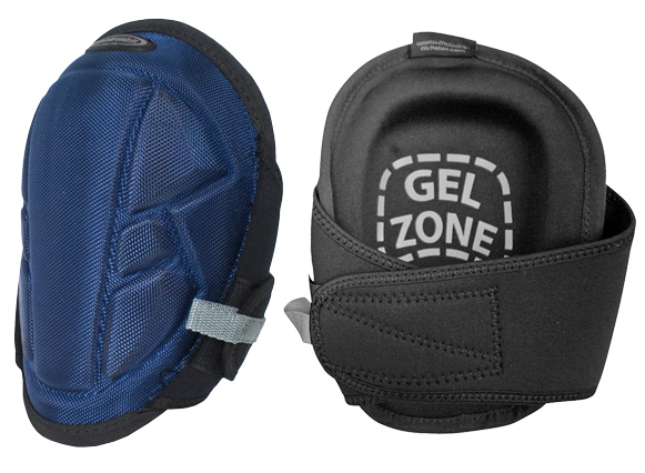McGuire-Nicholas Soft Cap Gel Knee Pad by Rooster Products
