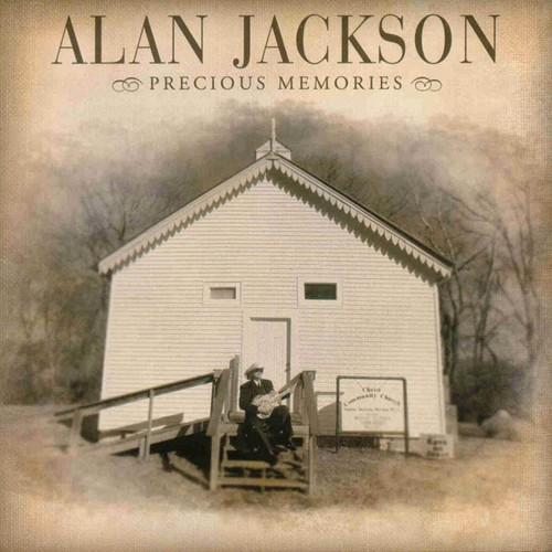 Alan Jackson - Precious Memories (CD)