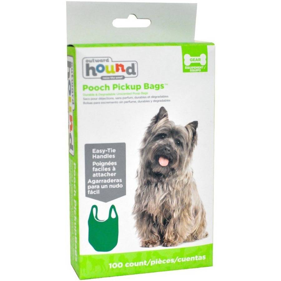 Pooch Pick-Up Scented Bags Valuepk, 100 bags
