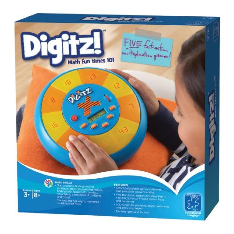 Learning Resources Educational Insights Digitz Game