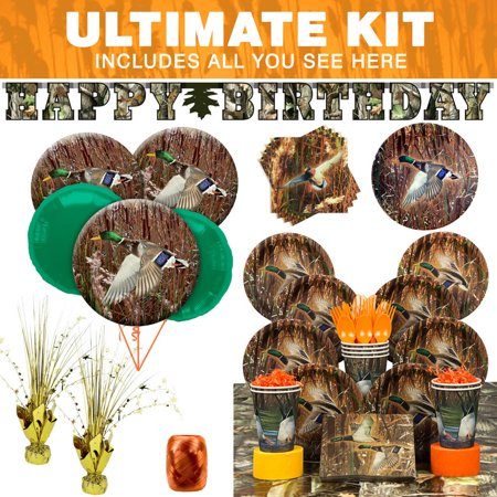 Duck Pond Ultimate Kit Serves 8 Party Supplies