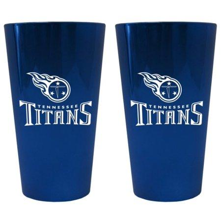 Tennessee Titans Lusterware Pint Glass - Set of 2 - image 1 de 1
