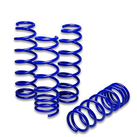 For 00-09 Honda S2000 Suspension Lowering Spring (Blue) - AP1 AP2 S2K 01 02 03 04 05 06 07 08