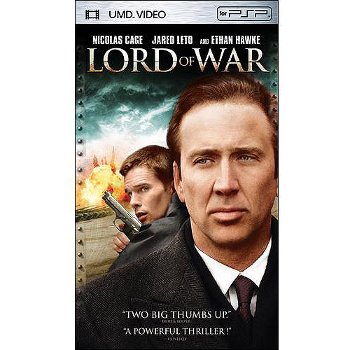 Lord Of War (UMD for PSP) (Widescreen)
