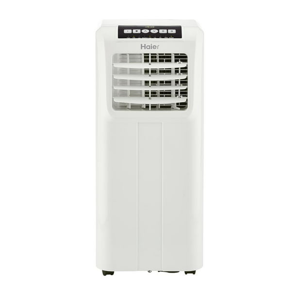 Haier 8 000 Btu Portable Air Conditioner Hpp08xcr Walmart Com Walmart Com Large rooms like living rooms and master bedrooms are notoriously difficult for portable air conditioners. haier 8 000 btu portable air conditioner hpp08xcr