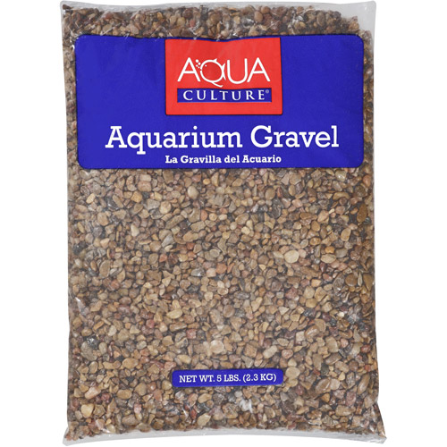 Aqua Culture Small Pebbles Aquarium Gravel, 5 lb