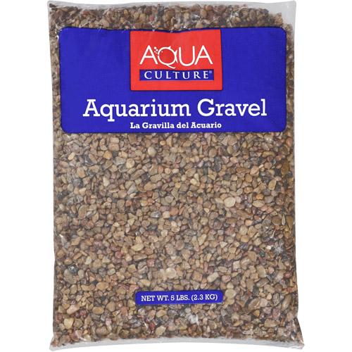 Aqua Culture Small Pebbles Aquarium Gravel 5 Lb Walmart Com