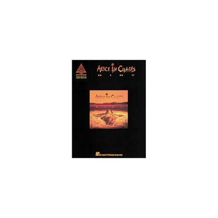 Hal Leonard Alice in Chains Dirt Guitar Tab