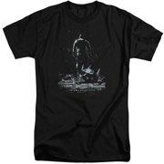 Dark Knight Rises Bane Poster Mens Big and Tall Shirt