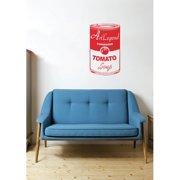ADZif Spot Tomato Soup Wall Decal