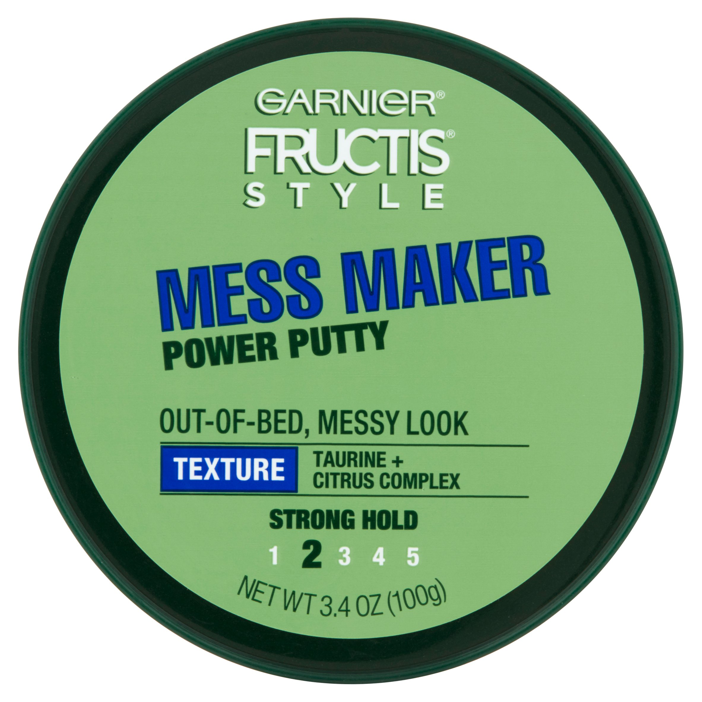 Garnier Fructis Style Mess Maker Power Putty, 3.4 oz