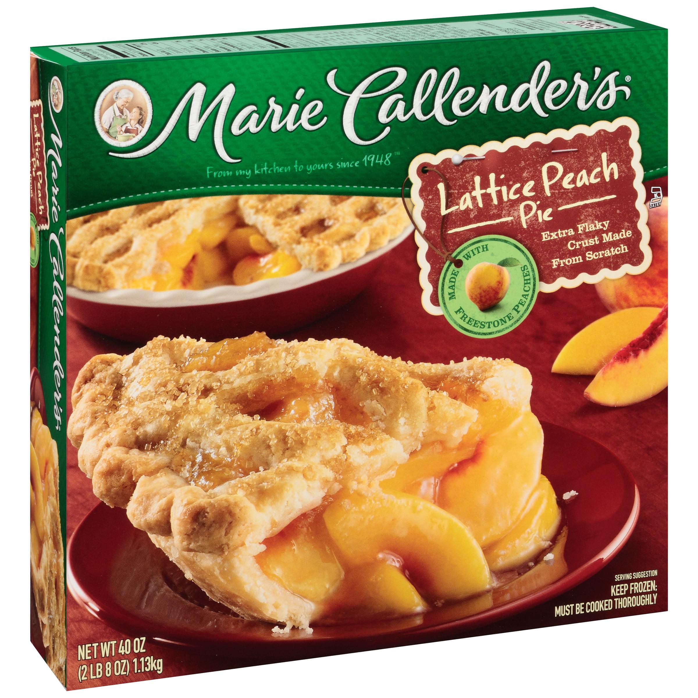 Marie Callender's® Chicken Pot Pie 10 oz. Box - Walmart.com