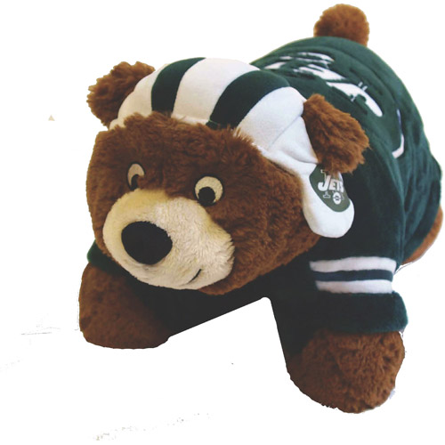 New York Jets Pillow Pet