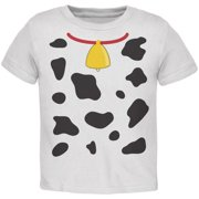 Halloween Cow Costume Toddler T-Shirt - 2T