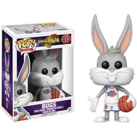 FUNKO POP! MOVIES: SPACE JAM - - Bugs Bunny Space Jam Halloween