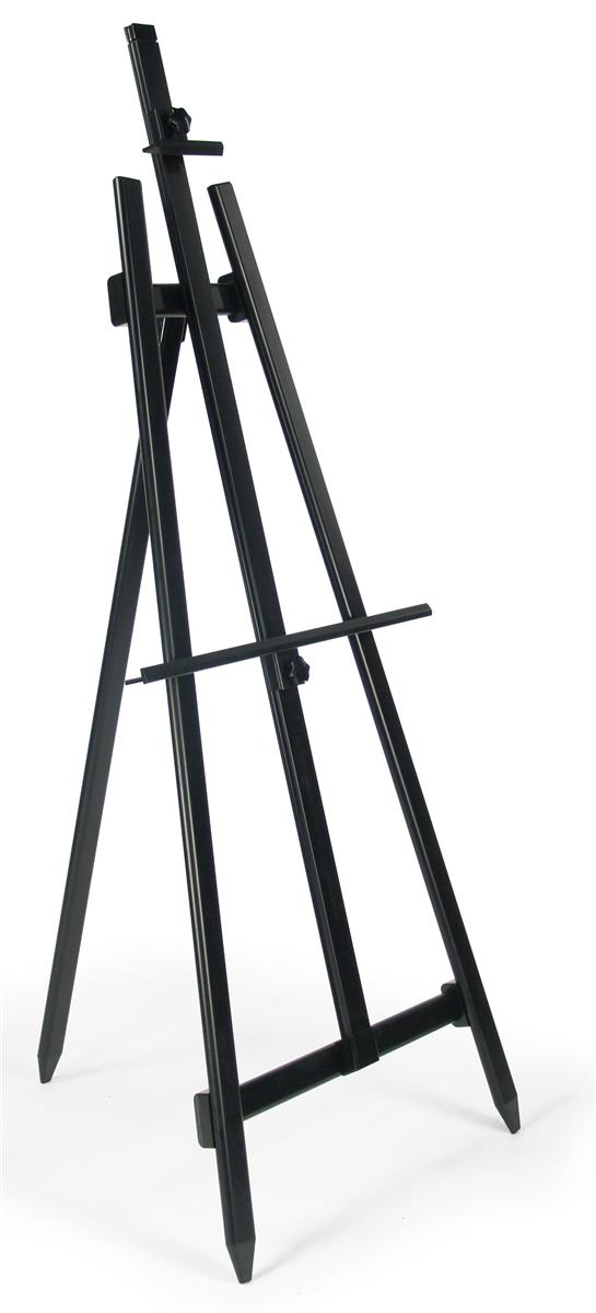 Floor Display Easel, Portable and Lightweight, Height-Adjustable ...