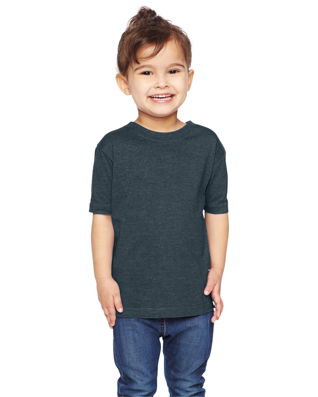 Rabbit Skins 3305 T-Shirt Baby Toddler Vintage Fine Jersey Basic
