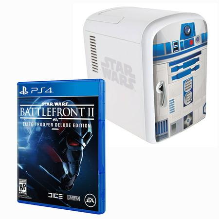 Image of Battlefront 2 Deluxe Edition PS4 R2D2 Fridge Bundle(PS4)