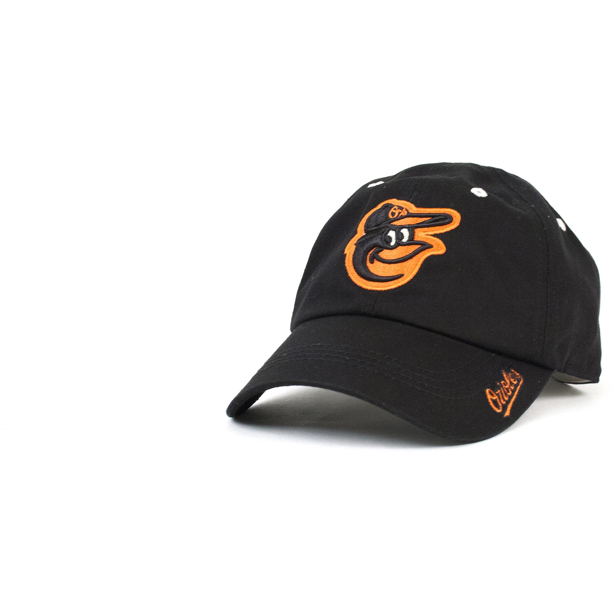 MLB Orioles Cotton Twill Cap