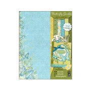 HOTP Artful Card Kit Butterfly Garden