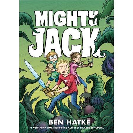 Halloween Jack Book (Mighty Jack (Paperback))