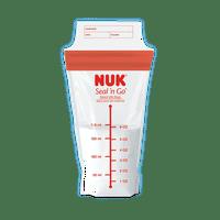 NUK® Simply Natural Seal n' Go® Breast Milk Bags, 50CT
