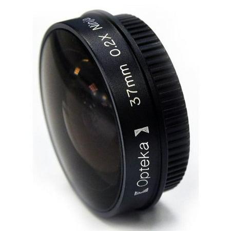 Lens 37mm Screw (Opteka Platinum Series 0.2X Low-Profile