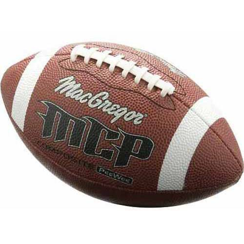 Click here to buy MacGregor Pee Wee Composite Football by Normalteile.