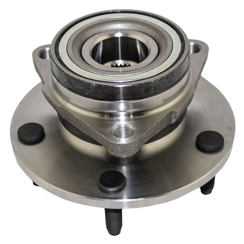 Front Wheel Hub Bearing Assembly Replacement for Dodge Pickup Truck 4WD 52008220