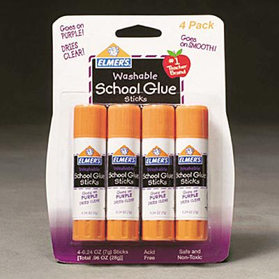 Elmers Glue Sticks HUNE543