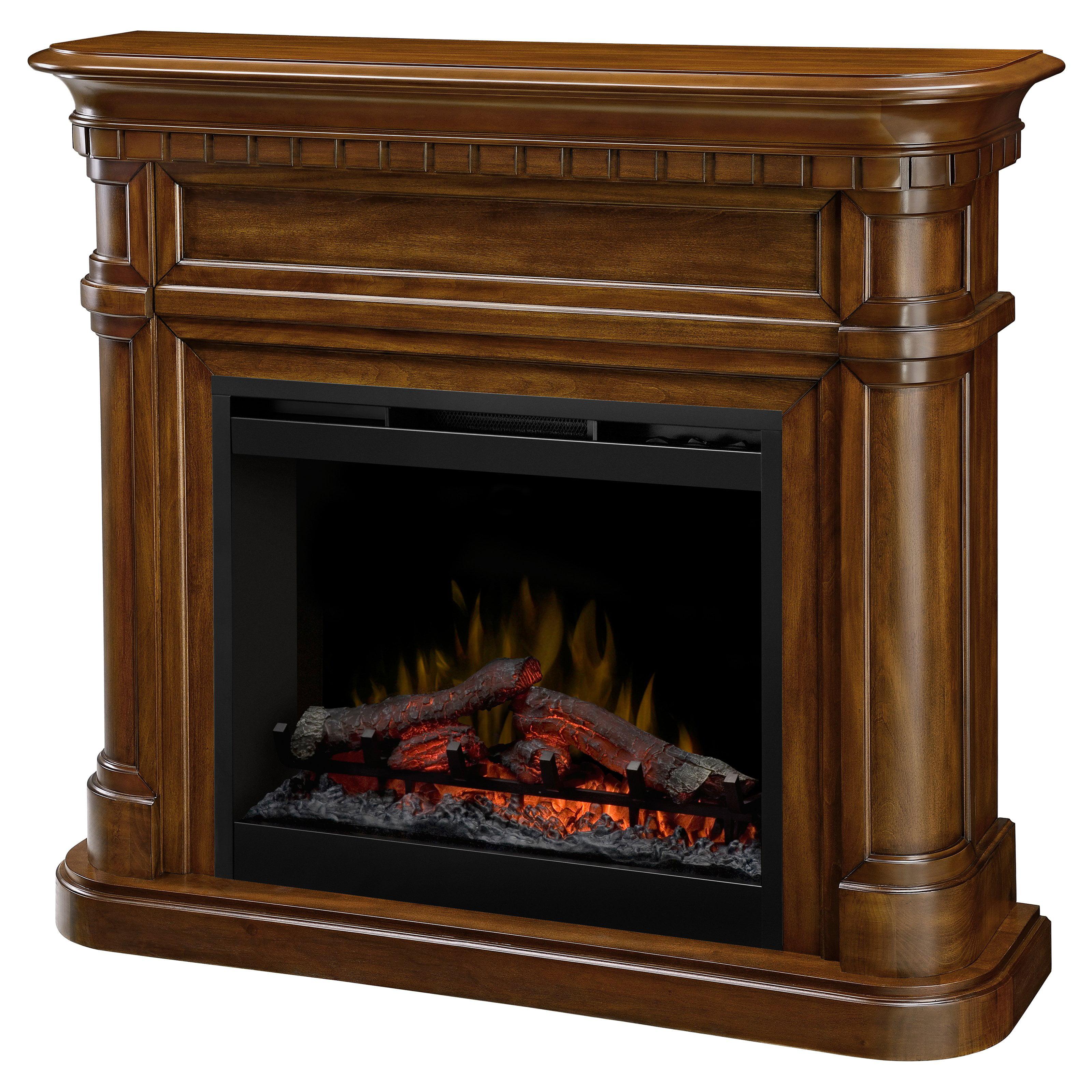 Dimplex Charleston Electric Fireplace - Walmart.com