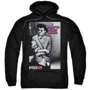 Pretty In Pink - I Wouldve - Pull-Over Hoodie - X-Large