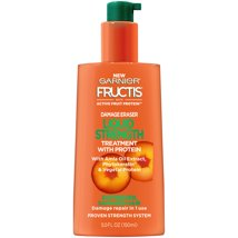 Hair Styling: Garnier Fructis Damage Eraser Liquid Strength Treatment