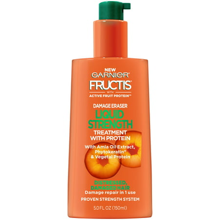 Garnier Fructis Damage Eraser Liquid Strength Treatment, 5 Fl Oz