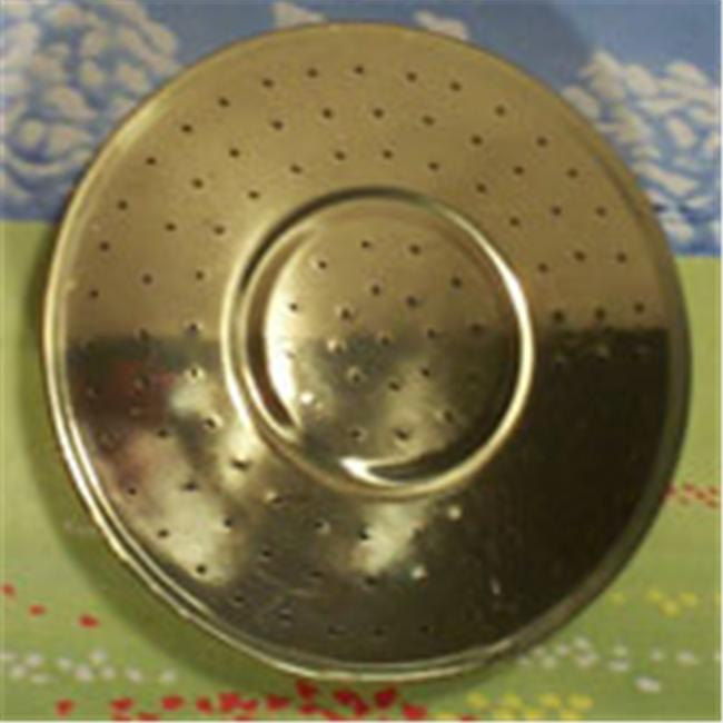 Haws V137 Replacement All Brass Round Rose for V135 and V136