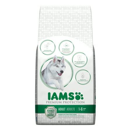 IAMS Premium Protection Adult Dry Dog Food 4.4 Pounds