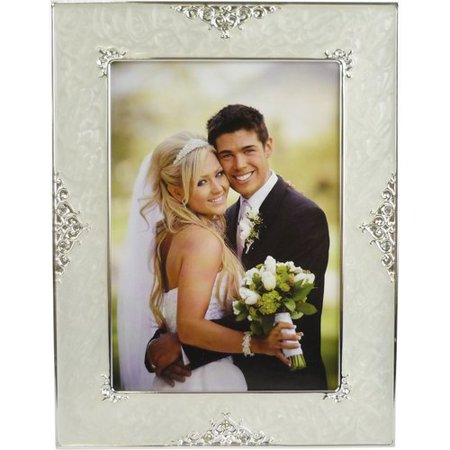 Better Homes And Gardens Stamped Wedding Picture Frame