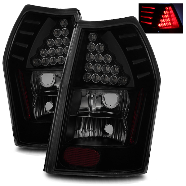 05-08 Dodge Magnum Taillight Taillamp Brake Light Lamp Left Right Side Set PAIR