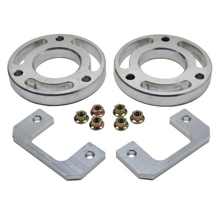 ReadyLift Suspension 07-15 GM/Chevy 1500 2.25in Front Strut Spacer Billet Aluminum Leveling - Readylift Front Suspension