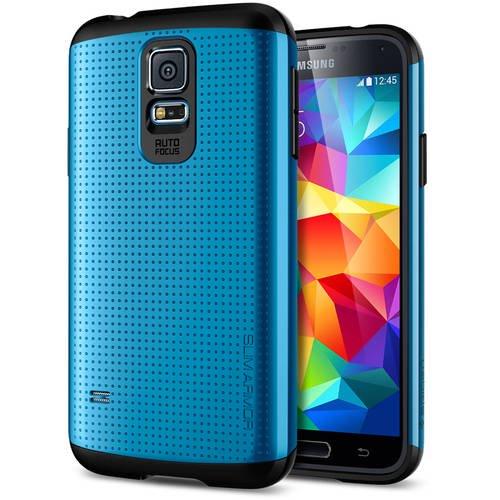 wholesale dealer e1f75 2d787 Spigen Galaxy S5 Case Slim Armor