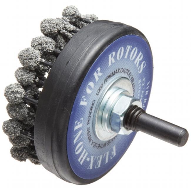 BRM-RMFH60Z25 Brush Research Flex Hone for Rotors
