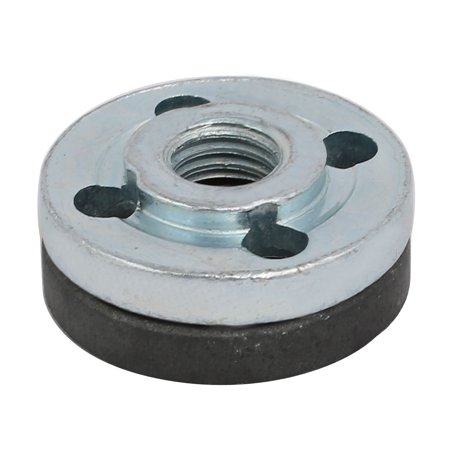 Electrical Inner Outer Flange Nut Spare Parts for Bosch GWS6-100 Angle Grinder - image 4 of 4