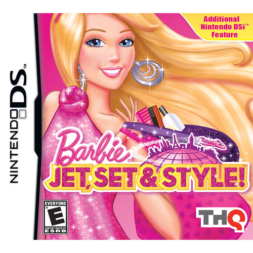 Nintendo DS - Barbie: Jet, Set & Style