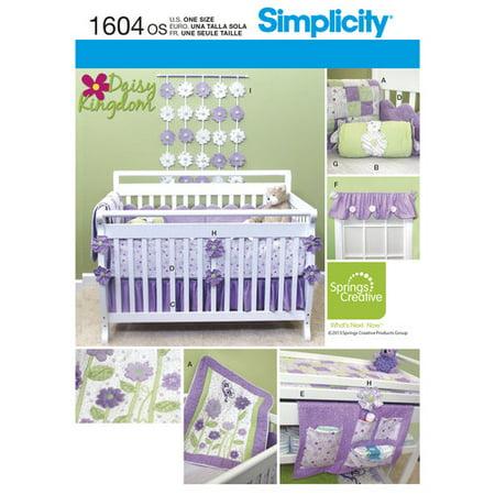 Http Www Walmart Com Ip Simplicity Daisy Kingdom Nursery Accessories 33118105
