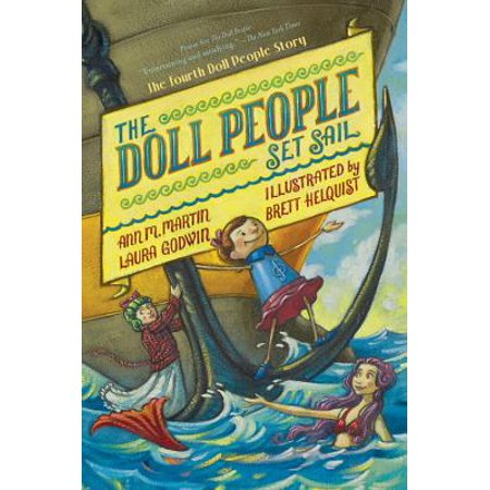 The Doll People Book 4 The Doll People Set Sail](Groups Of Four People)