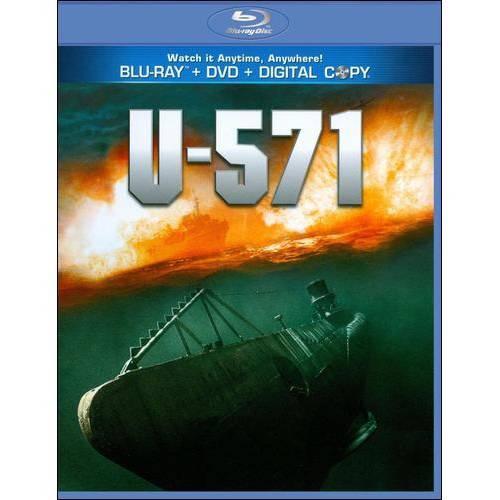 U-571 (Blu-ray + DVD)