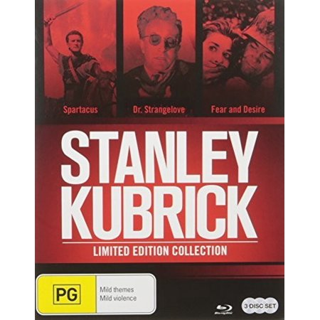 Stanley Kubrick Limited Edition Collection (Blu-ray) (2 Limited Collection)