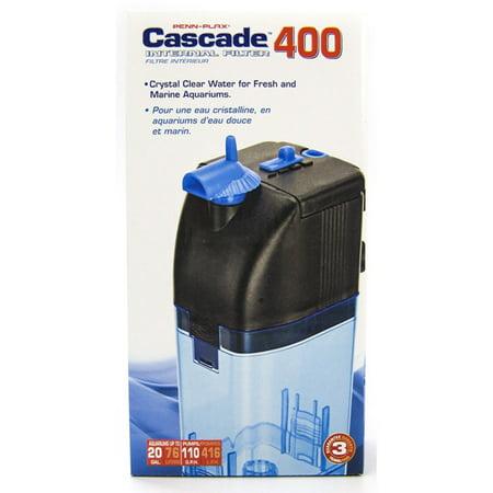 Penn Plax Cascade Internal Filter 400 (Penn Plax Natural)